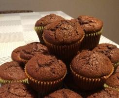 Wariant Muffinki czekoladowo-bakaliowe