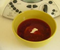 Zupa owocowa mojej Babci