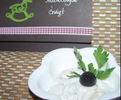 Świąteczna sałatka z fasoli