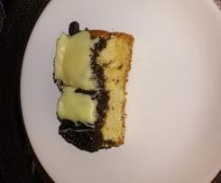 makowiec z białą czekoladą szybki