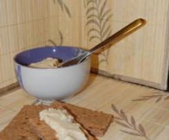 Fasolowa pasta do chleba wegetariańska/wegańska