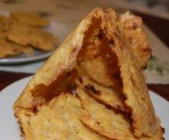 Chleb & placek z kaszy jaglanej